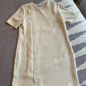 T by Alexander Wang Beige Mini Dress size 0